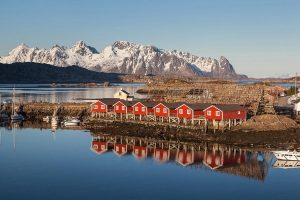 Svinøya, Norway