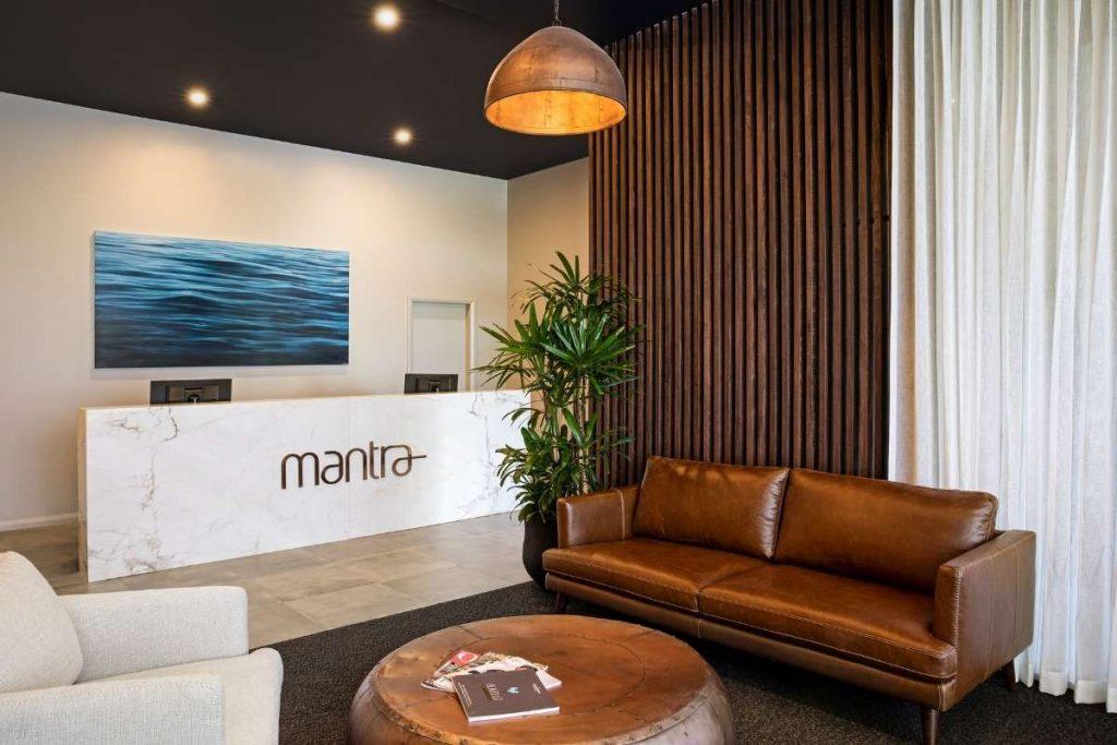 Mantra Traralgon lobby