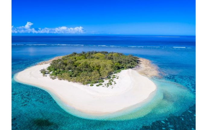 private islands Australia