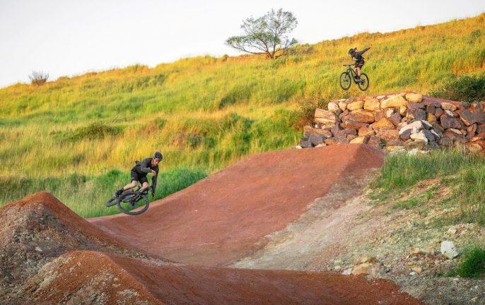 Bear Creek Mountain Bike track