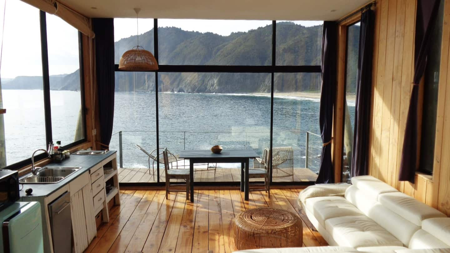 Airbnb homes Chile