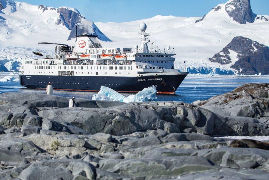 Intrepid travel Antarctica Endeavour