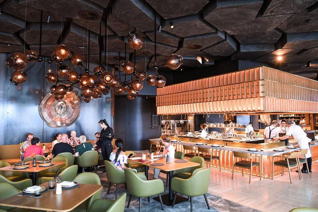 Woodcut Restaurant