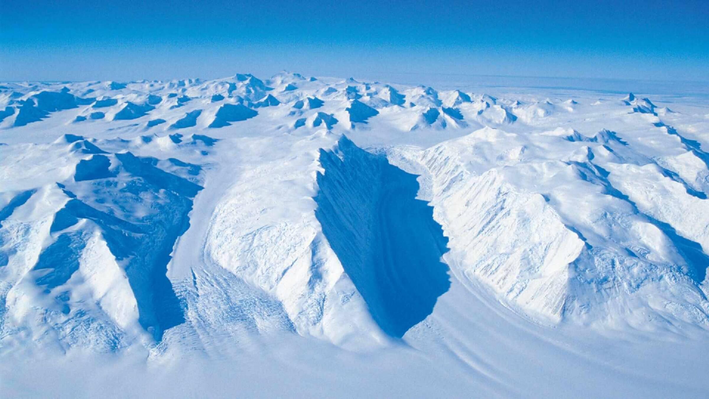 Qantas Antarctica Flights