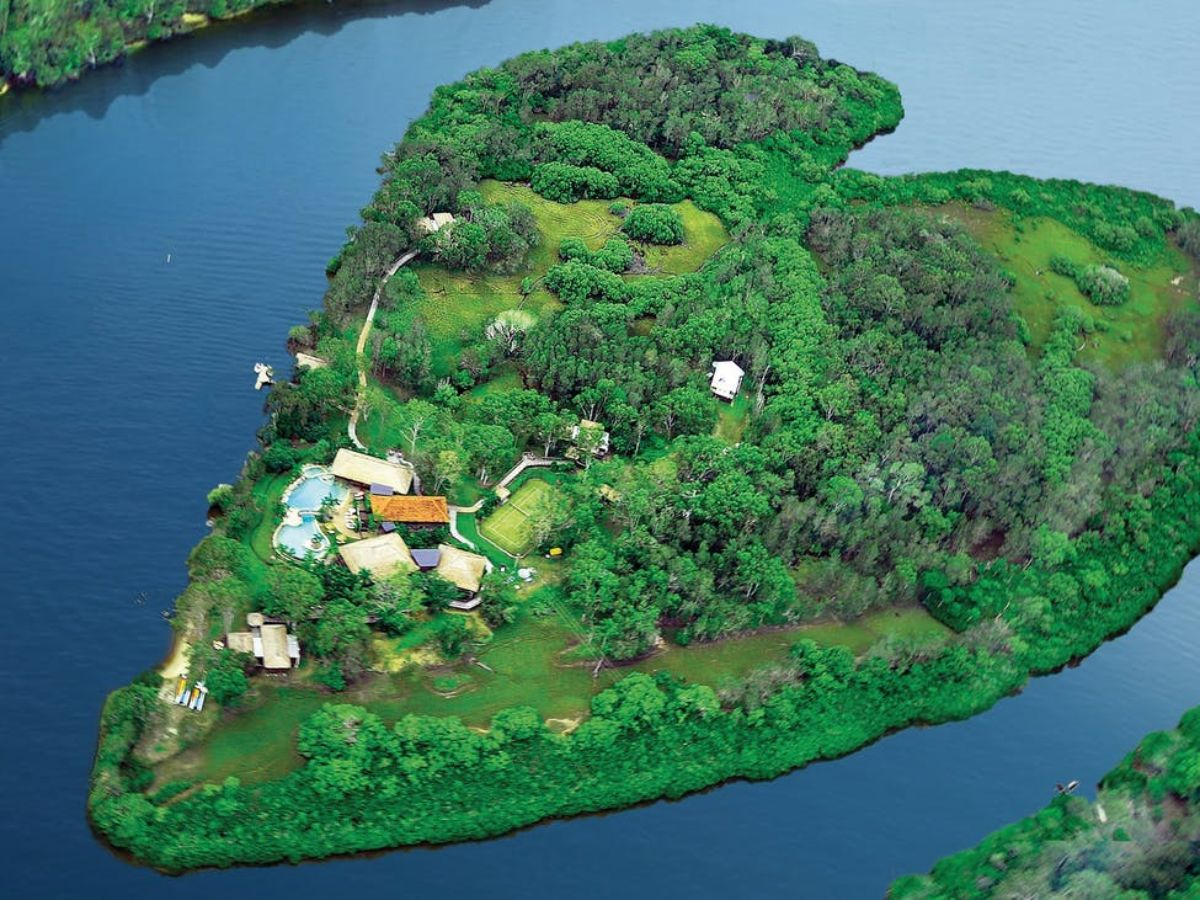 private islands Australia - Makepeace Island