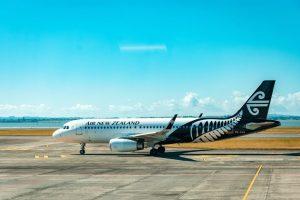 Air New Zealand health passport
