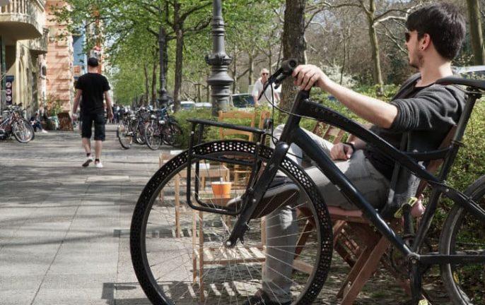 airless bike tyres