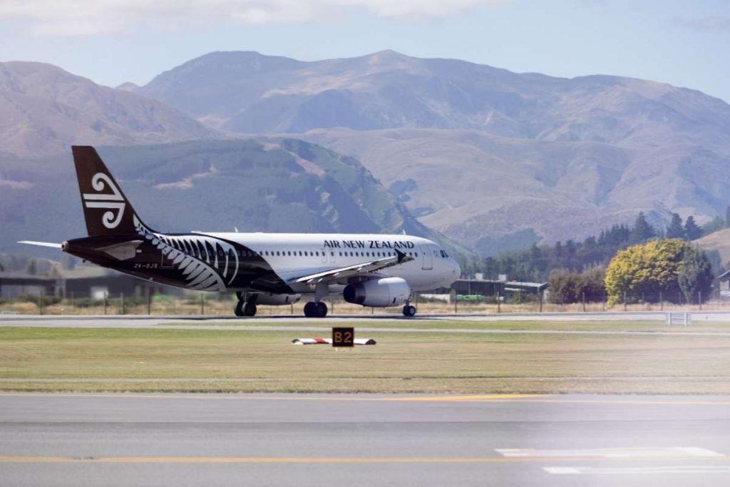 air new zealand flights australia