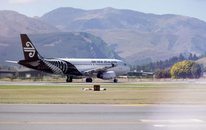 air new zealand flights australia