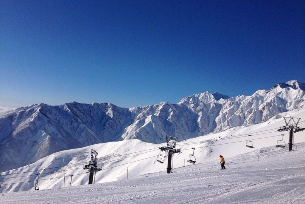 Happo One Ski Resort