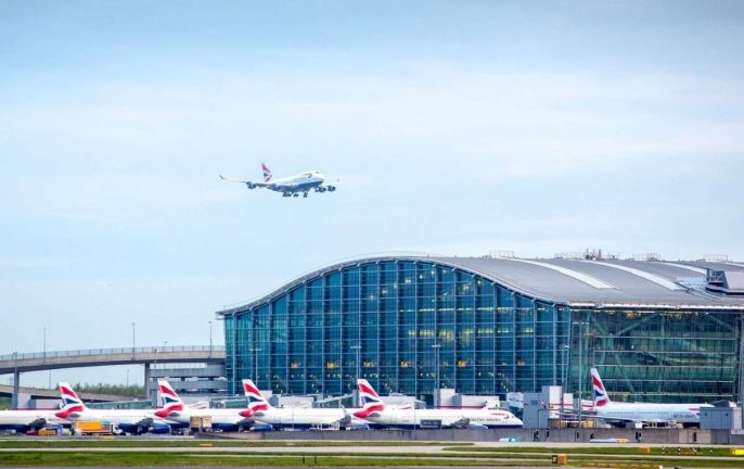 Heathrow Airport new passegnger tax