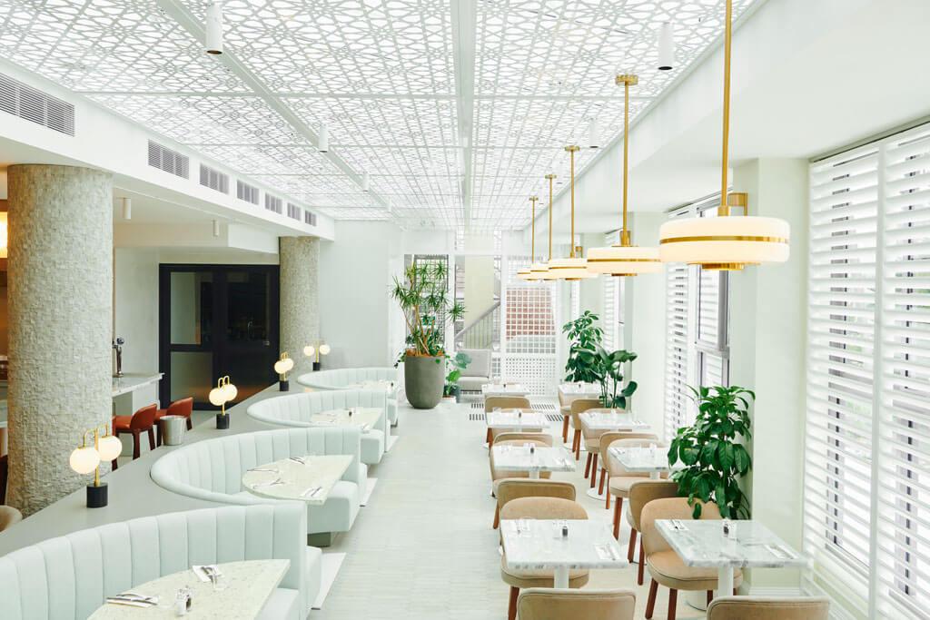 IHG Crowne Plaza Sydney Coogee Beach Shutters restaurant