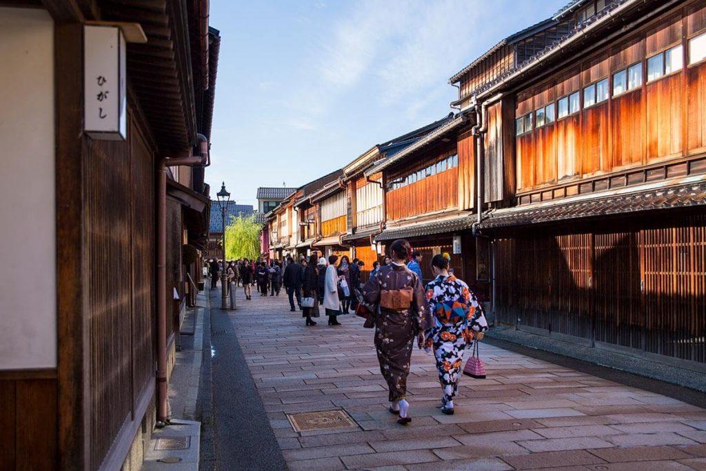 Kigashi Chaya Street