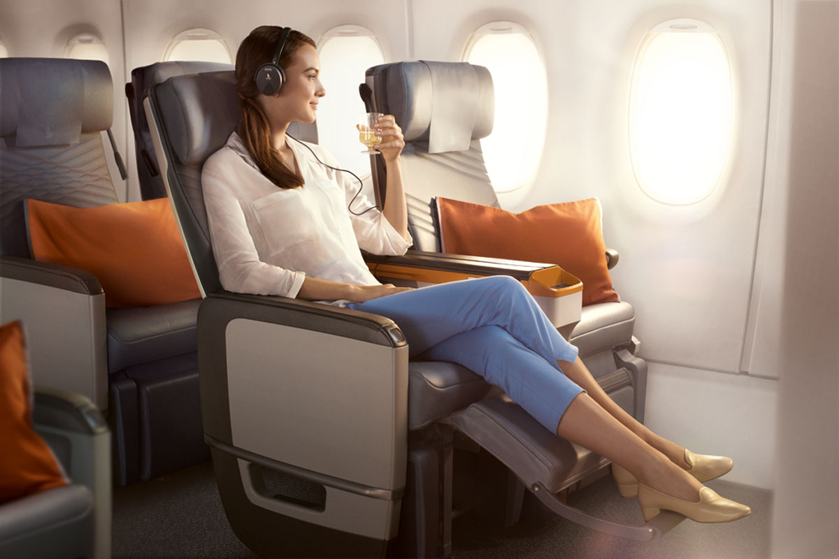 Singapore Airlines: best seats for long-haul flights