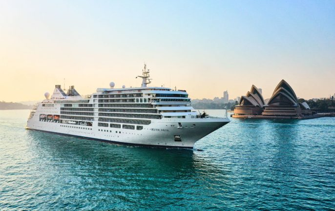 Silversea Sydney to Auckland