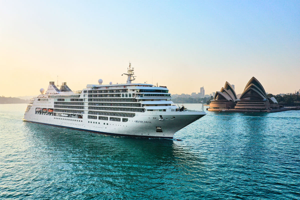 Silversea Sydney to Auckland