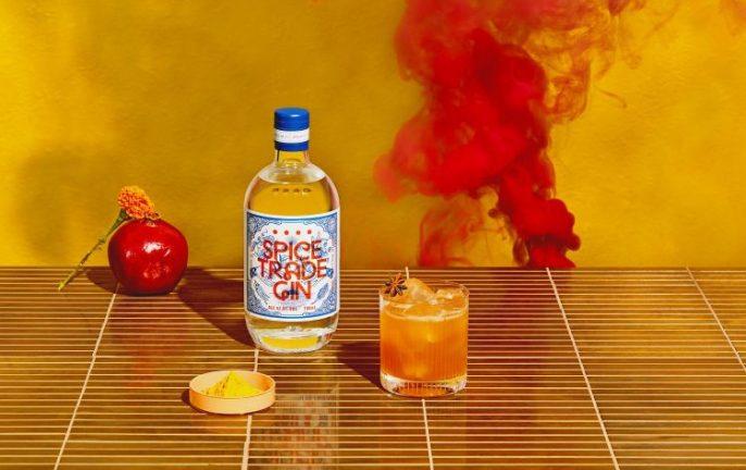 Four Pillars spice Trade Gin