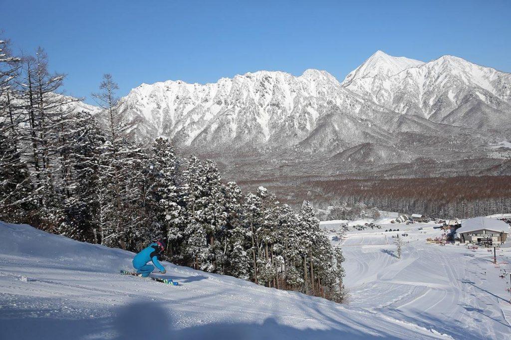 Togakushi Ski Resort
