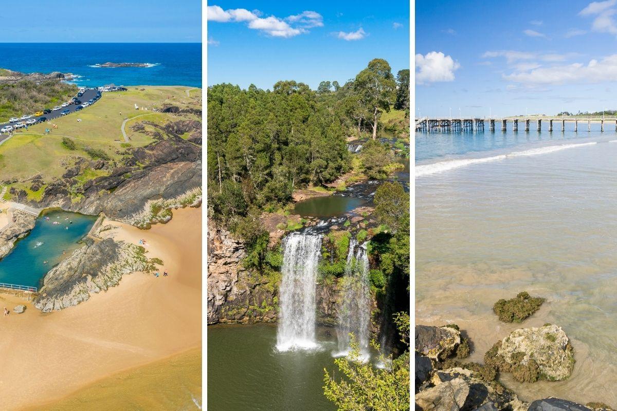 10 de las mejores paradas de viaje por carretera de Sídney a Byron Bay