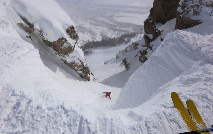 Jackson Hole runs
