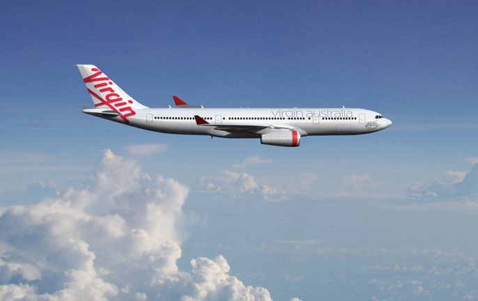 Virgin Australia half-price flight sale