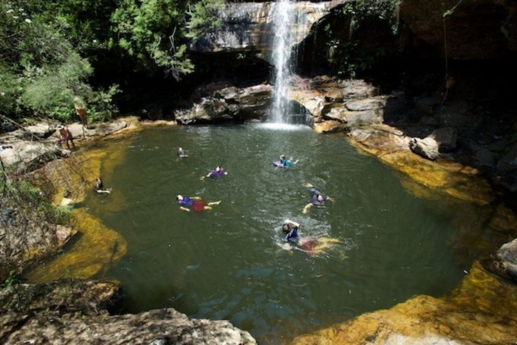Blue Mountains swimming holes
