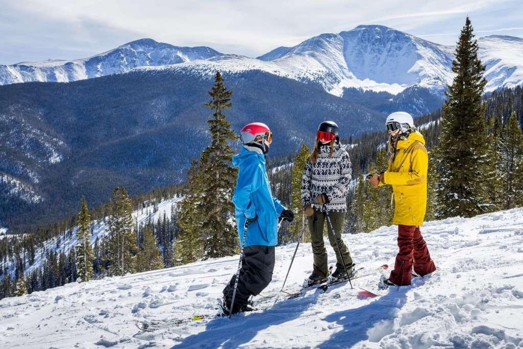 Winter Park ski resort Colorado © Chris Wellhausen