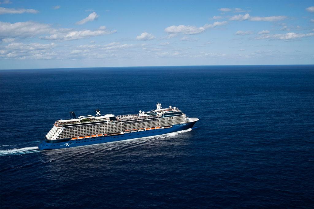 Concurso de cruceros de celebridades de viajes y vacaciones
