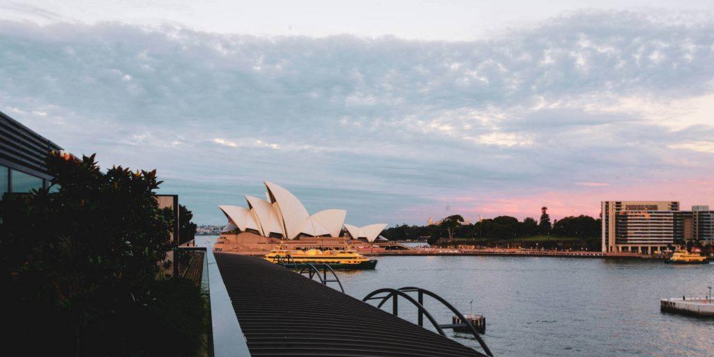 GFX Suite experience at Park Hyatt Sydney