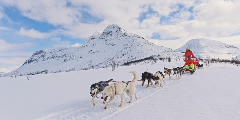 Hurtigruten Arctic voyage in Norway.