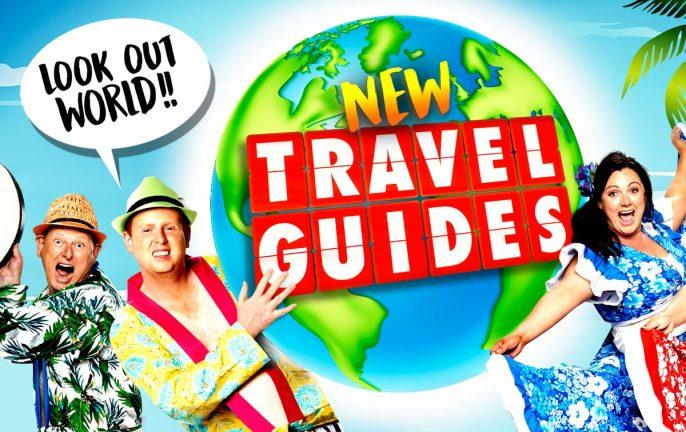 Travel Guides 2021 cast