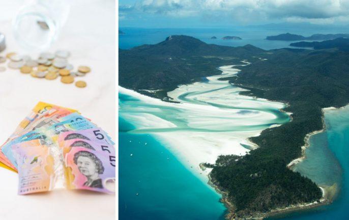 Queensland travel vouchers