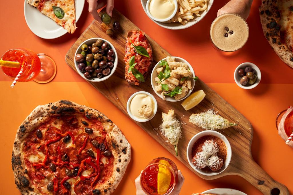 Dine & Discover deal Fratelli Fresh