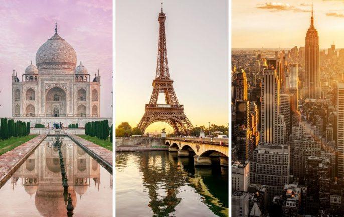 the best 25 value tourist destinations