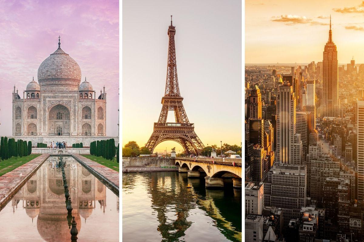 Las 25 atracciones turísticas de mejor valor (y las que puede omitir)