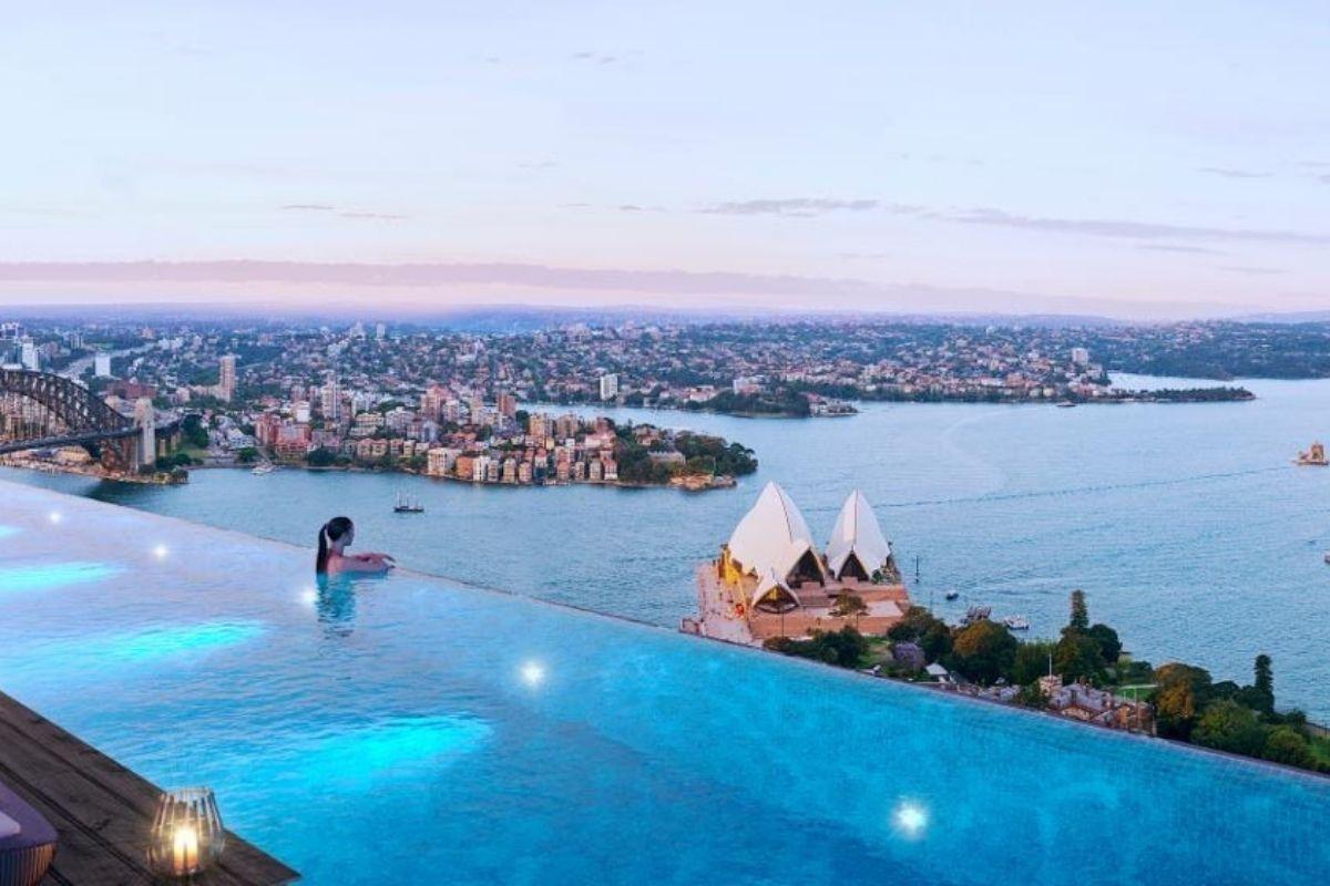 Sydney 6 star hotel