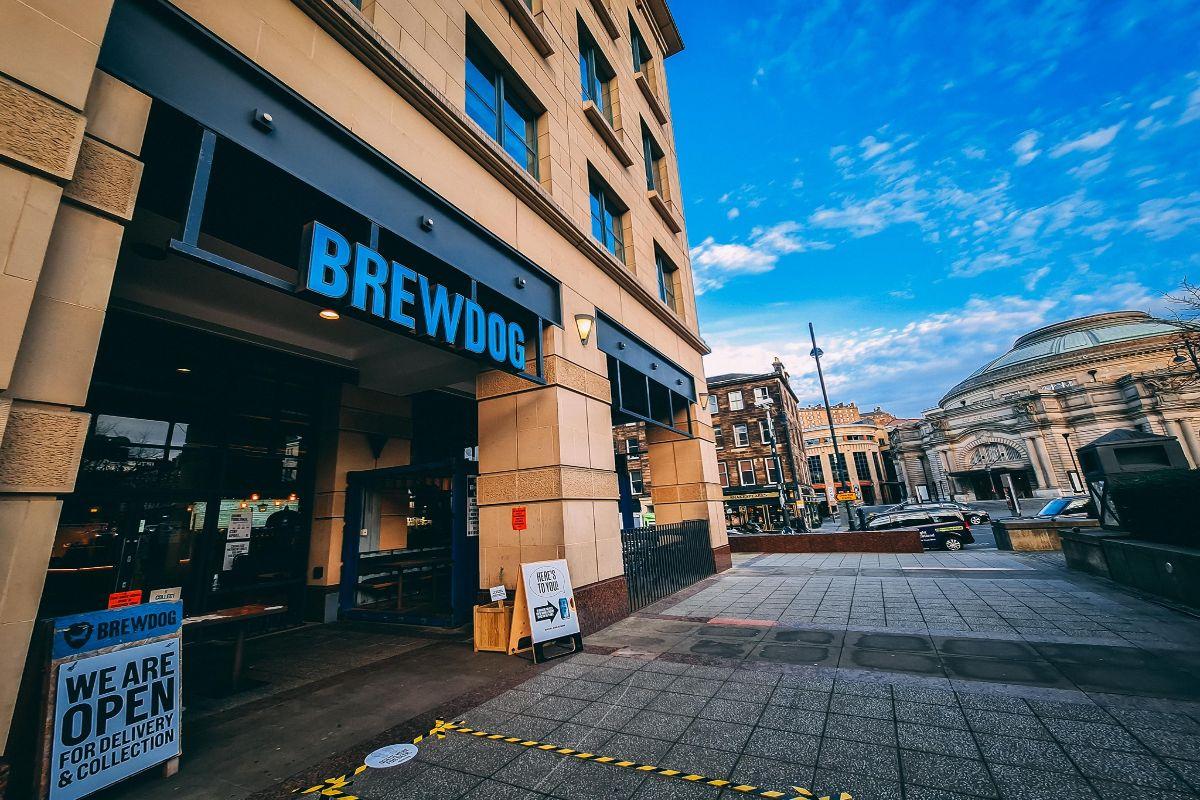 beer hotel UK
