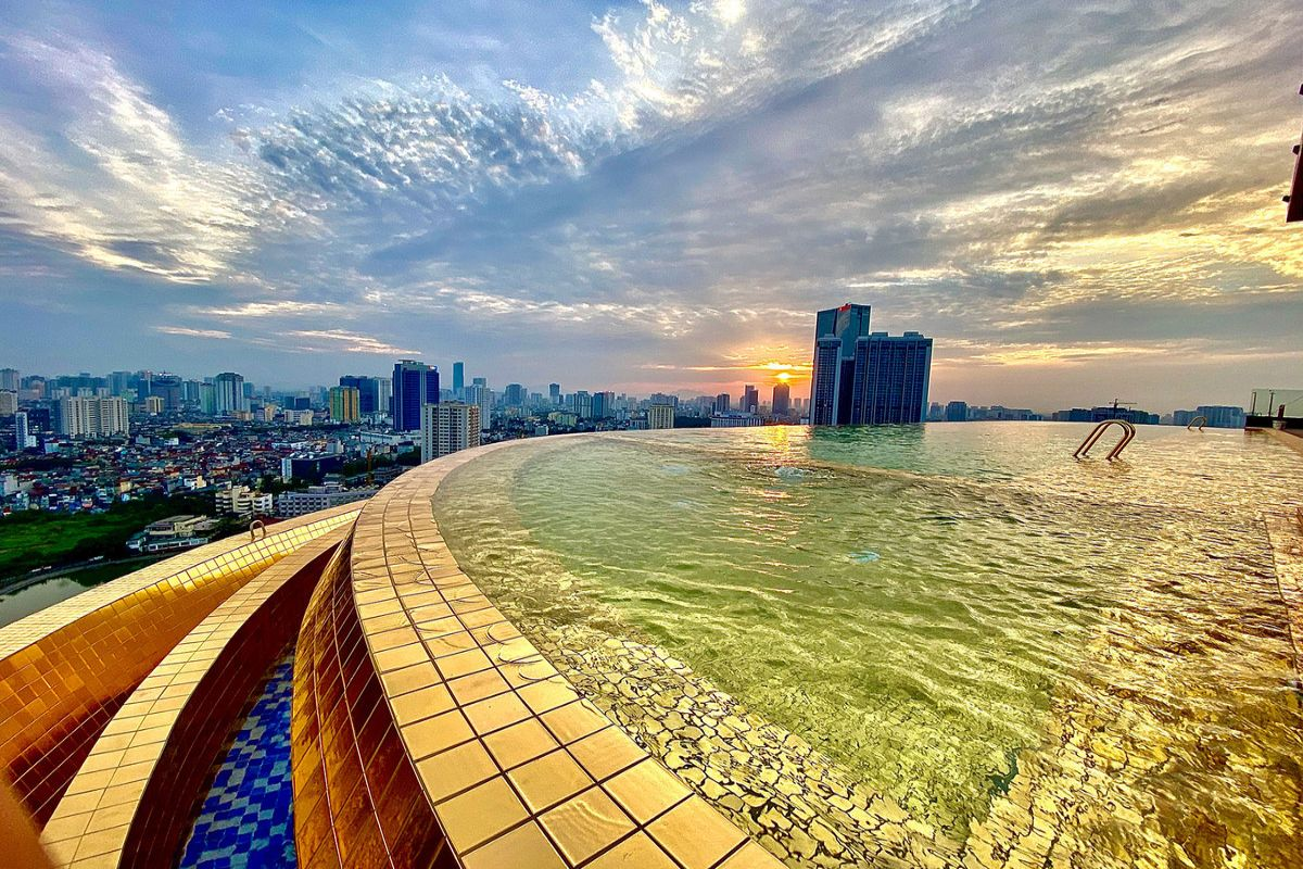 gold hotel Vietnam