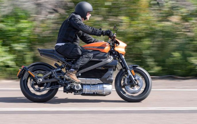 Harley-Davidson LiveWire motorcycle review