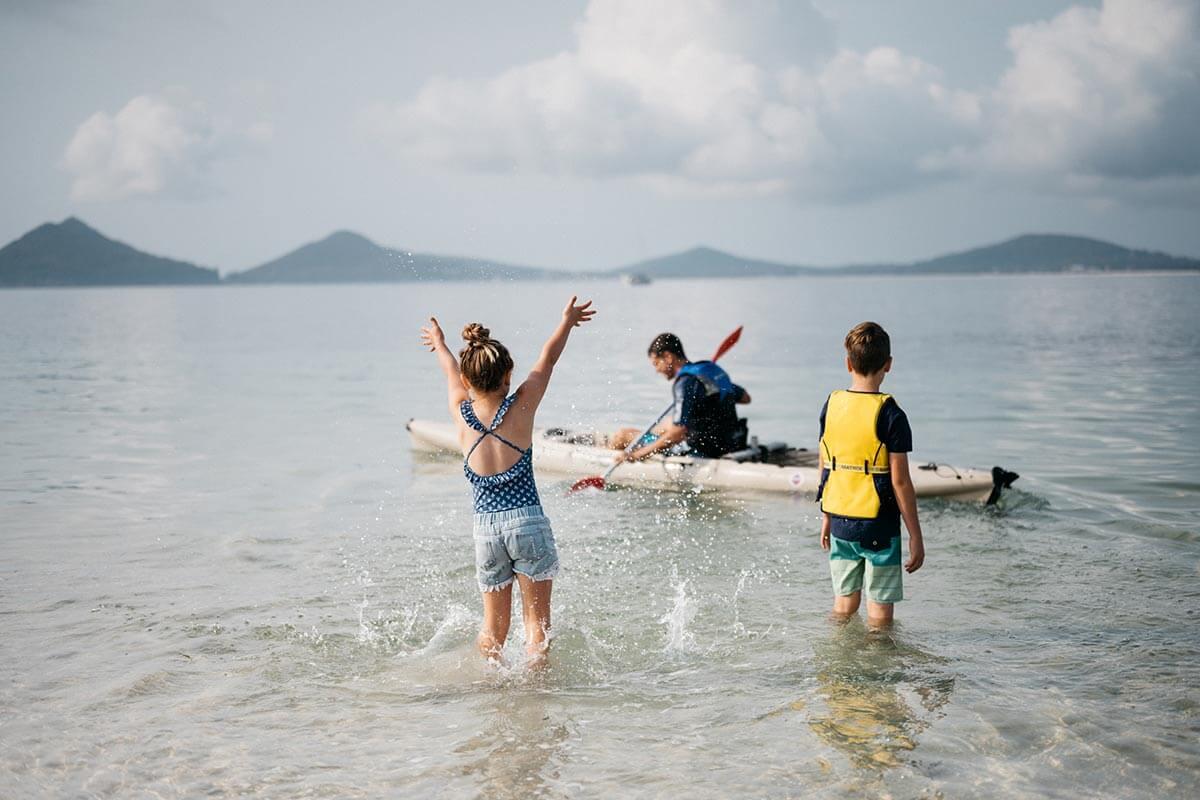 Family fun at Reflections Holiday Parks