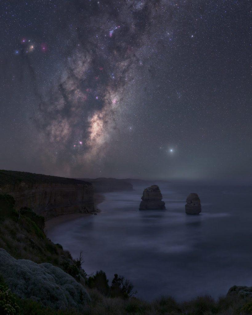 Fotógrafo de la Vía Láctea del año 2021: TNyctophilia - José Luis Cantabrana