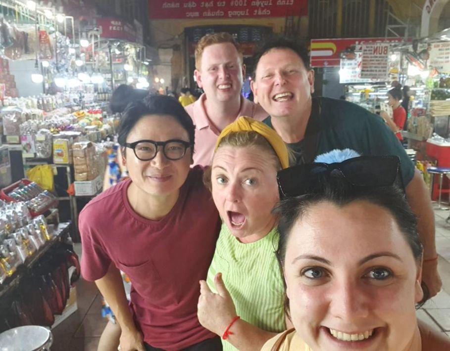 travel guides fren family