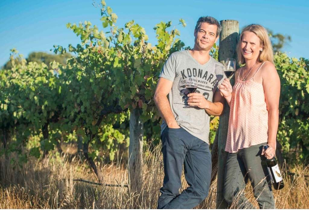 Koonara Wines owners
