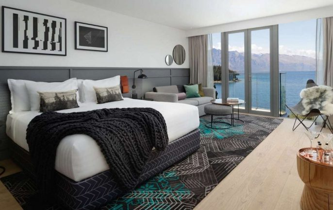 QT Hotels & Resorts accommodation deal - QT Queenstown