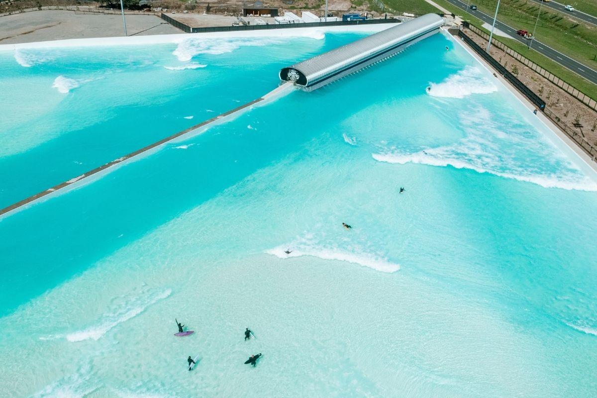 PRIMER MIRADO: Urbnsurf Sydney abrirá sus puertas en el verano de 2022
