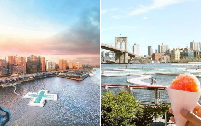 New york pool