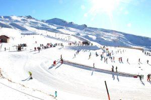 New Zealand ski deal
