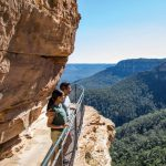 Wentworth Falls Track, Blue Mountains National Park © Destination NSW