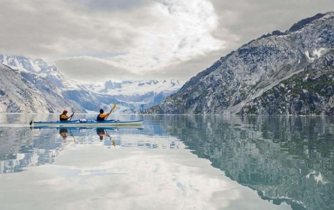 Discerning Traveller Alaska deal