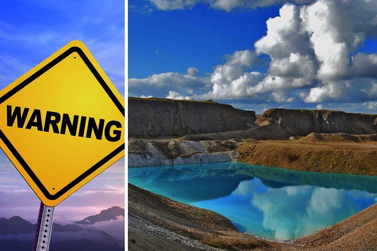 bleach blue lagoon